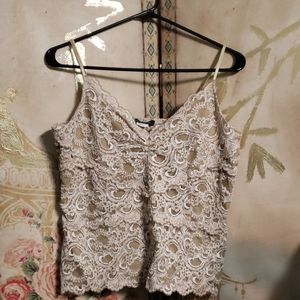 Womens Lace Cami